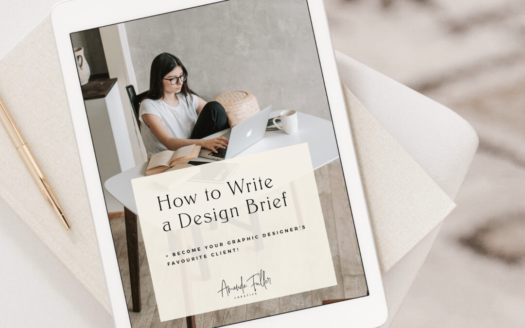 How to Write a Design Brief
