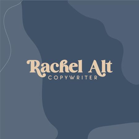 Rachel Alt Copywriter