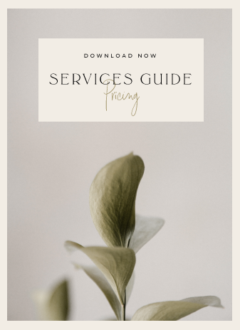Services Guide August 2021